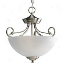 P3738-09 - Pfogress Lighting - P3738-09 > Semi Flush Mount