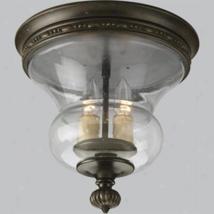 P3825-77 - Progress Lighting - P3815-77 > Flush Mount