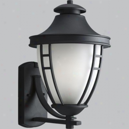 P5496-09eb - Growth Lighting - P5496-09eb > Outdoor Wall Sconce