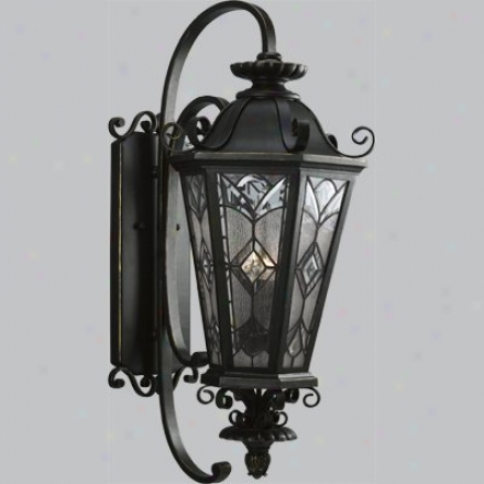 P5696-84 - Progress Lighting - P5696-84 > Outdoor Wall Sconce