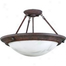 P7319-33ebwb - Progress Lighting - P7319-33ebwb > Semi Flush Mount