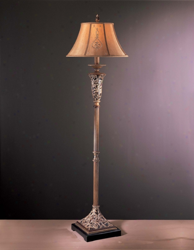T20500-477 - Jessica Mcclintock Home - T20500-477 > Floor Lamps