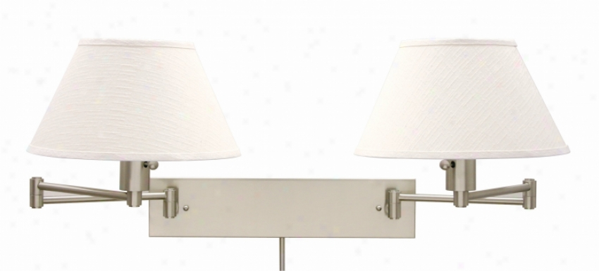 Ws14-2-52 - House Of Troy - Ws14-2-52 > Bias Arm Lamps