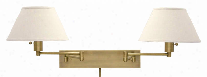 Ws14-2-71 - House Of Troy - Ws14-2-71 > Swing Arm Lamps