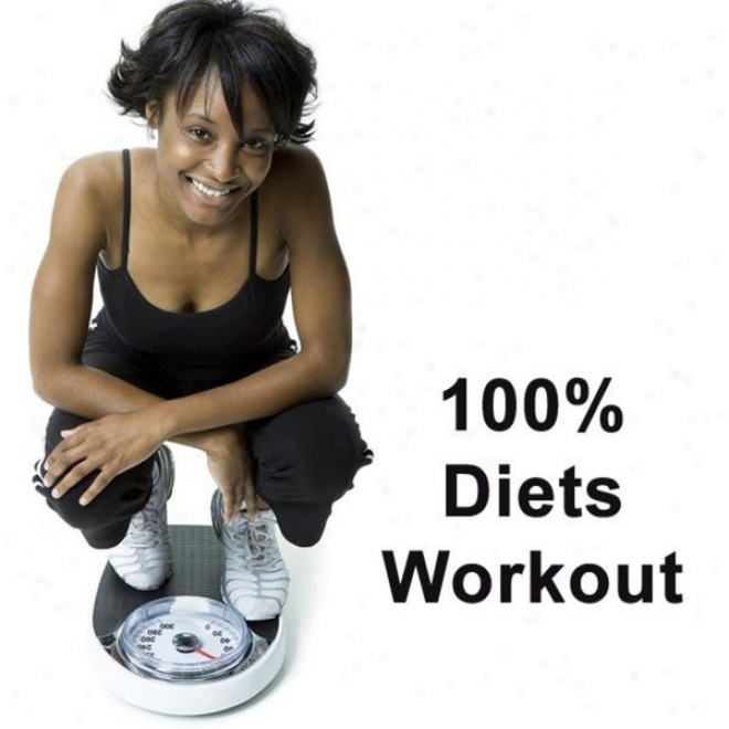 """100% Diets Workout Megamix (fitness, Cardio & Aerobic Session) """"even 32 Counts"""