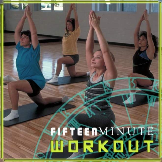 15 Minute Workout Megamix (fiyness, Cardio & Aerobic Session) [even 33counts]
