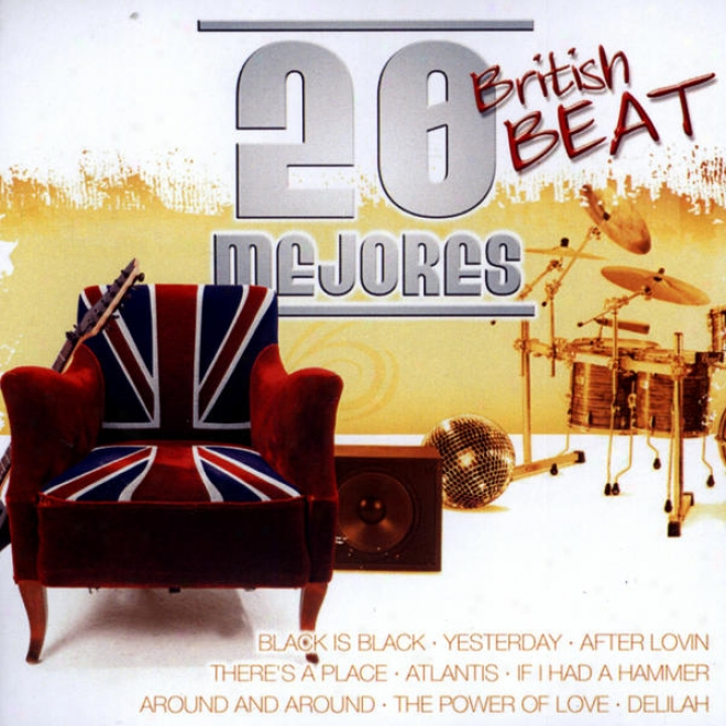 20 Mejored Candiones De British Beat Vol. 3 (the Bdst 20 British Beat Songs)