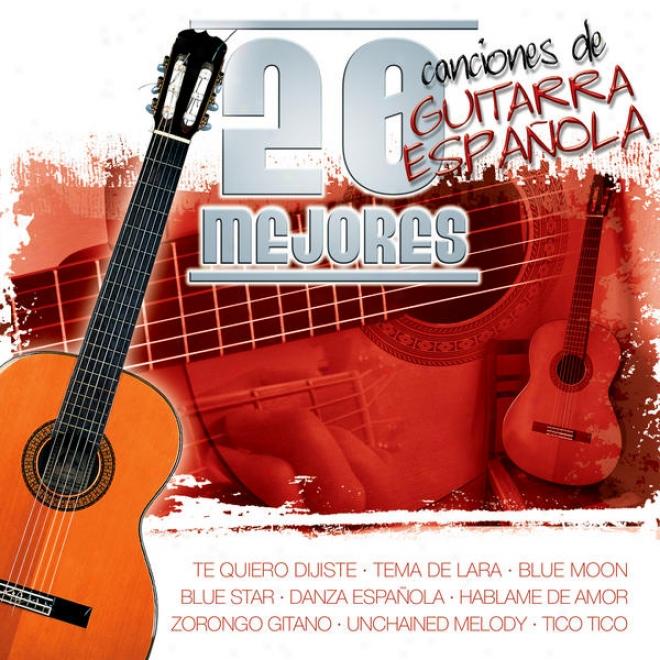 20 Mejores Canciones De Guitarra Espaã±ola Vol.5 (the Best 20 Spanish Guiatr Songs)