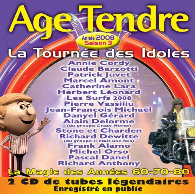 Age Tendre... La Tournã©e Des Idoles, Vol. 3: La Magie Des Annã©es 60-70-89