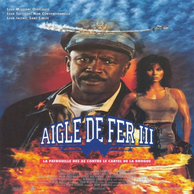 Aigle De Fer Iii / Iron Eagles Iii (music From The Original Motion Image Soundtrack)