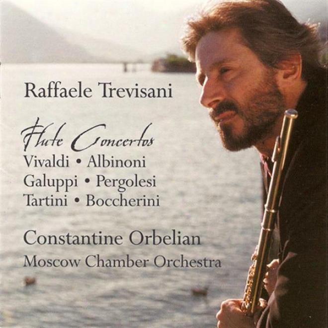 Albinnoi, T.g.: Flute Concerto, Op. 9, No. 6 / Pergolesi, G.b.: Concerto For Flute And 2 Violins In G Major (trevisani)