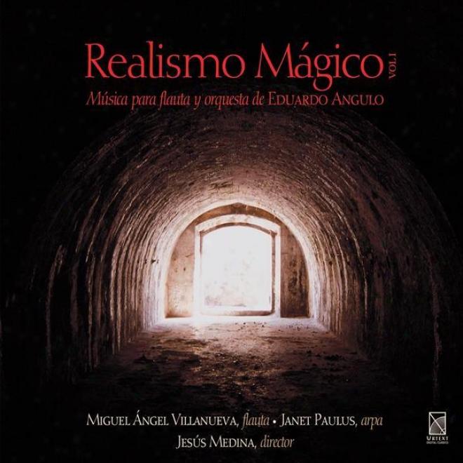 Angulo, E.: Double Concerto For Flute And Harp / Flute Concerto / Los Centinelas De Etersa (medina)
