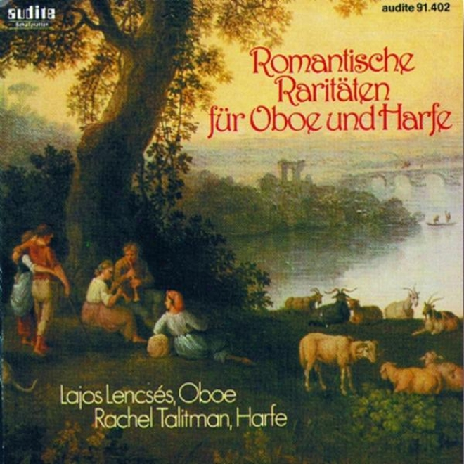Antonio Pasculli, Gaetano Donizetti, Henri Brod & Robert Nicolas Charles Bochsa: Romantische Raritã¤ten Fã¼r Oneo Und Harfe (romanti