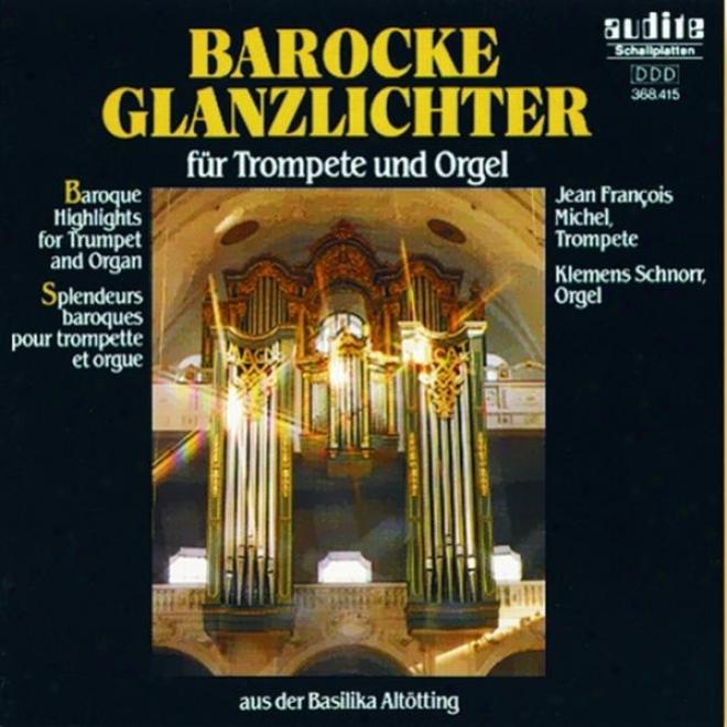 Antonio Vivaldi, Georg Friedrich Hã¤ndel, Gottfried August Homilius, Tomaso Giovanni Albinoni, Wiliam Boyce: Barocke Glanzlichter F