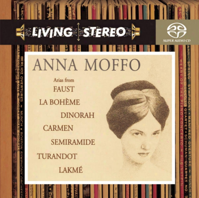Arias From Faust; La Bohã¸me; Dinorah; Carmen; Turandot; Semiramide; Lakmã©