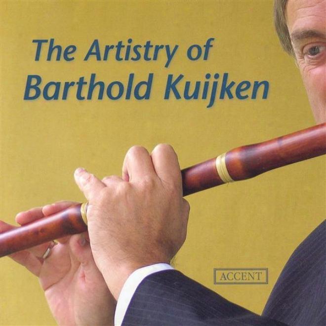 Bach, J.s.: Flute Sonata, Bwv 1034 / Bach, C.p.e.: Flute Sonata, Wq. 131, H. 561 / Mozart, W.a.: Flute Quartet No. 1 (kuijken)