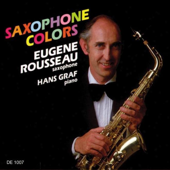 Bach, J.s.: Flute Sonata In E Major, Bwv 1035 / Debussy, C.: Rapsodie / Villa-lobos, H.: Fantasia (arr. For Saxophone And Piano)