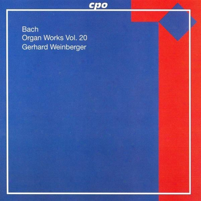 Bach, J.s.: Organ Works, Vol. 20 (weinberger) - Works Of Doubtful Authenticity, Vol. 3