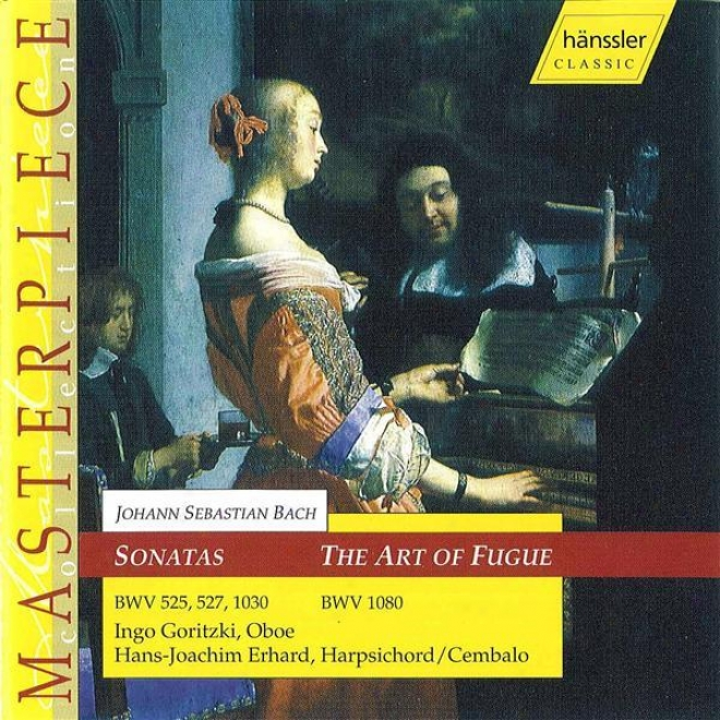 Bach, J.s.: Sonata In F Major, Bwv 525, Sonata In D Less, Bwv 527, Sonata In G Minor, Bwv 1030