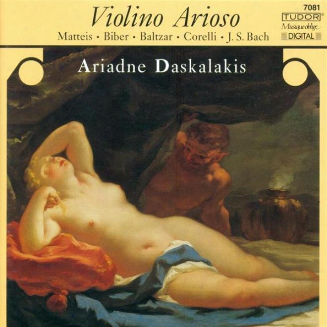 Bach, J.s.: Violin Partita None. 2 / Biber, H.i.f. Von: Violin Sonata / Coerlli, A.: Violin Sonata, Op. 5, No. 12