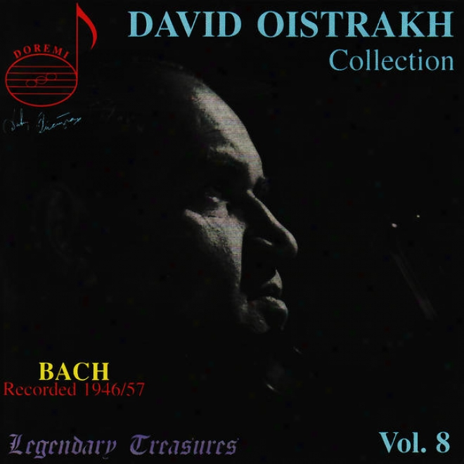 Bach: Sonatas In G Minir And C Major, Concerto In D Minor, Brandenburg Concerto No. 4
