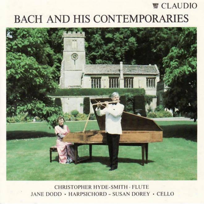 Bach: Suite In C Minor, Partita In A Minor, Sonata In B Minor - Telemann: Sonata In F Minor - Handel: Sonata In B Floor Major