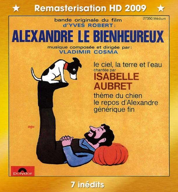 """""""bandes Originales Des Films """"""""alexandre Le Bienheureux"""""""" (1968) & """"""""clã©rambard"""""""" (1969)"""""""