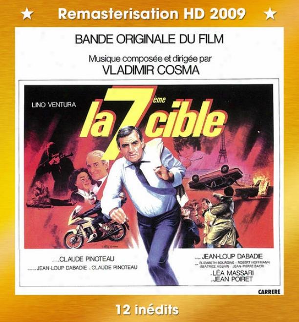 """""""bandes Originales Des Films """"""""la 7ã¸me Cible"""""""" (1984), """"""""le Prix Du Danger"""""""" (1983) & """"""""dupont Lajoie"""""""" (1975)"""""""