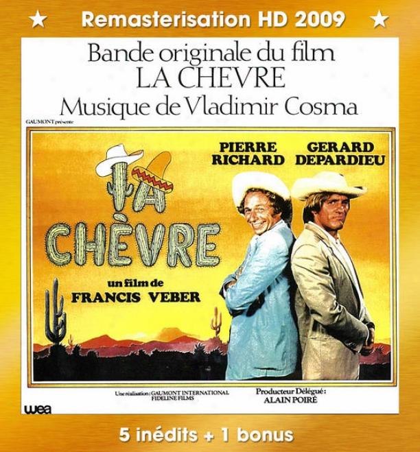 """""""bandes Originales Des Films """"""""la Chã¸vre"""""""" (1981), """"""""le Jouet"""""""" (1976) & """"""""le Grand Blond Avec Une Chaussure Noire"""""""" (1972)"""""""