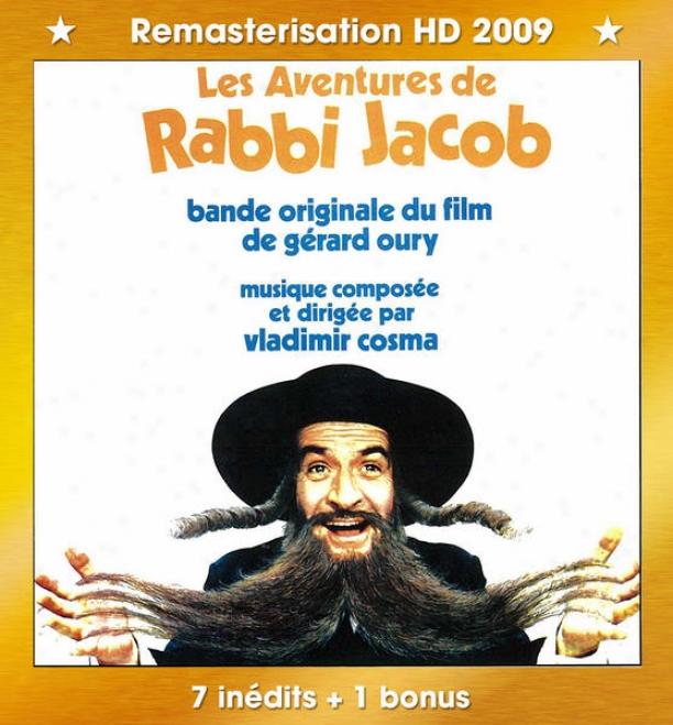 """""""bandes Originales Des Films """"""""les Aventures De Rabbi Jacob"""""""" (1973) & """"""""lã©vy Et Goliath"""""""" (1987)"""""""