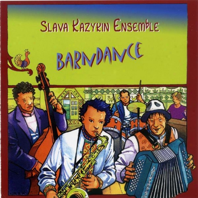 Barndance (traditional Songs And Music From Eastern Europe For Bass Voice, Clarinet, Saxophone Solo And Ensemble - Chansons Et Mus