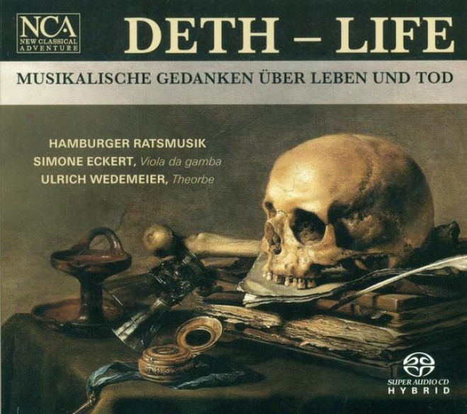Baroque Music (instrumental And Chamber Music) - Marais, M. / Visee, R. De / Couperin, F. (musical Thoughts - Life And Death) (ham