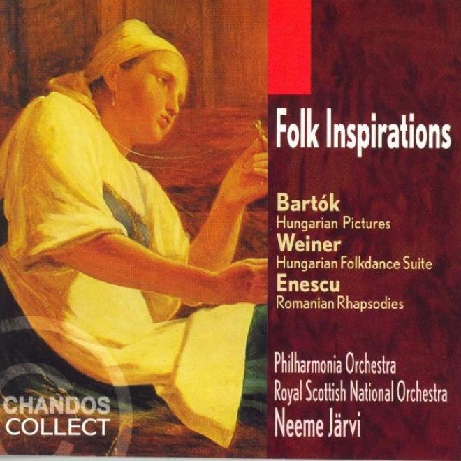Bartok: Hungarian Pictures / Weiner: Hungarian Folkdance/  Enescu: Romanian Rhapsodies