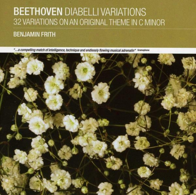 Beethoven: Diabelli Variations: 32 Variiations On An Original Theme In C Minor