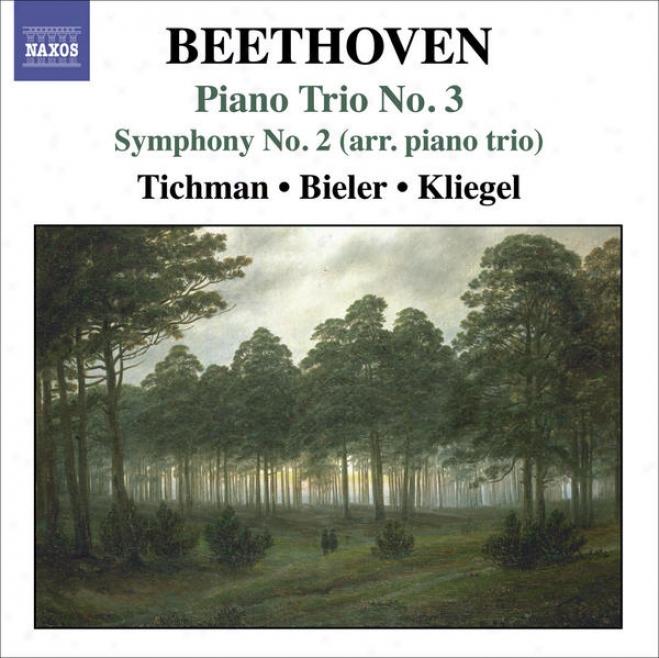 Beethoven, L. Van: Piano Trios, Vol. 3 (xyrion Trio) - Piano Trio No. 3 / Symphony No. 2 (arr. For Piano Trio)