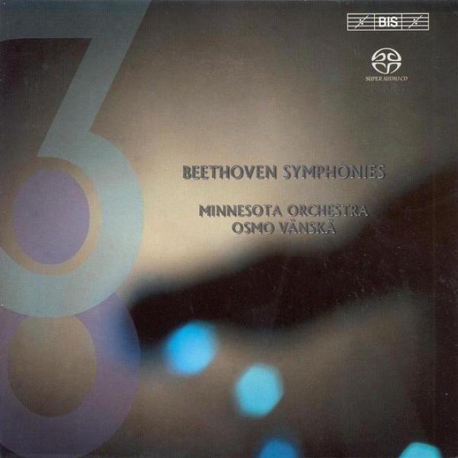 """""""beethoven: Smphony No. 3 In E Flat Major, """"""""erocia"""""""" / Symphony No. 8 In F Major"""""""