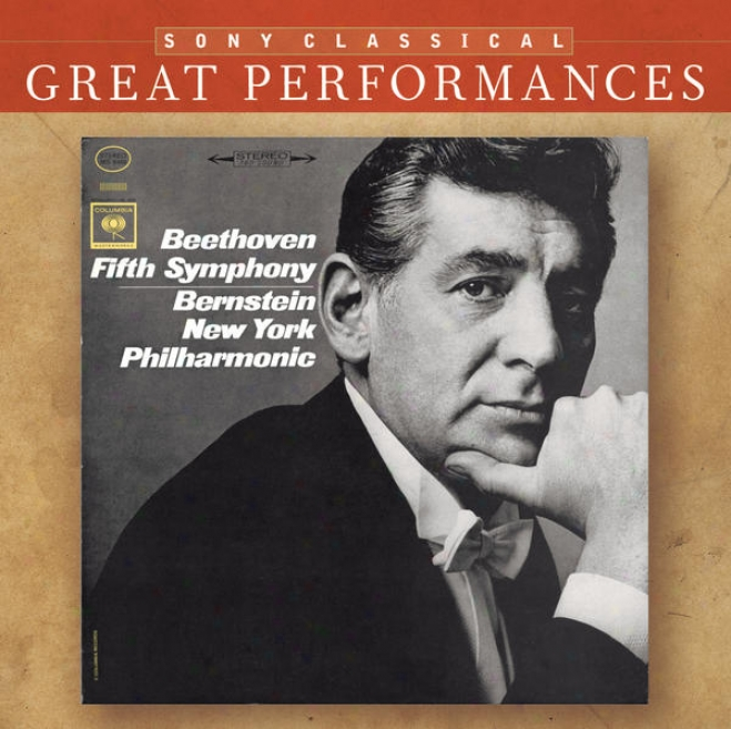 Beethoven: Symphony No. 5;  Leonard Bernstein Talks Ready  Beethoven's First Movement Of The Fifth Symphony [great Performances]