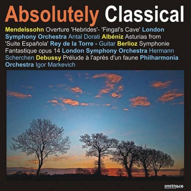 Berlioz: Symphonie Fantastique - Debussy: Prã©lude à L'aprã¸s D'un Faune, Et Al.
