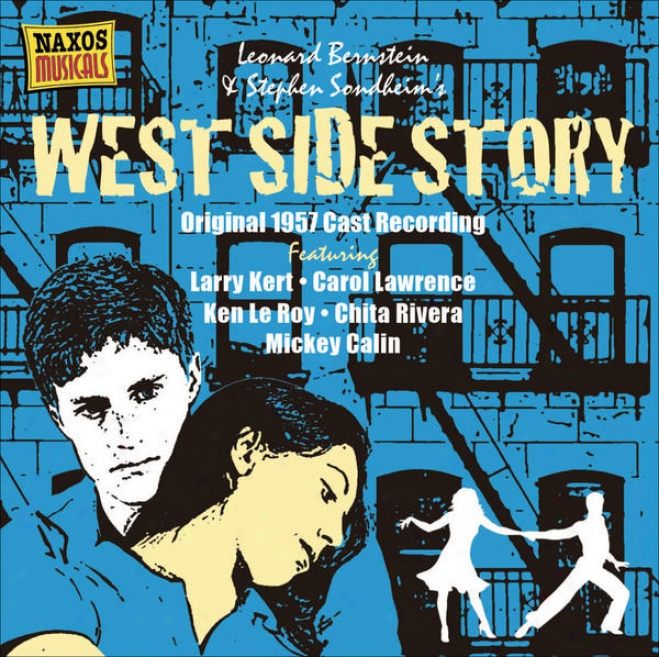 Bernstein, L.: Weet Side Story (original Broadway Cast) / On Tye Waterfront (kert, Lawrence) (1957)