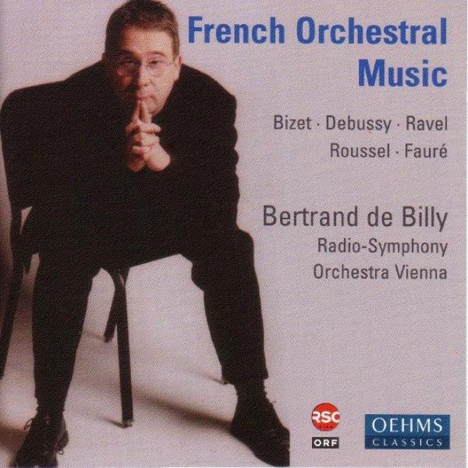 Bizet, G.: Carmen Suites / Debussy, C.: Prelude A L'wpres-midi D'un Faune / Roussel, A.: Le Festin De L'araign / Faure: Masques Et