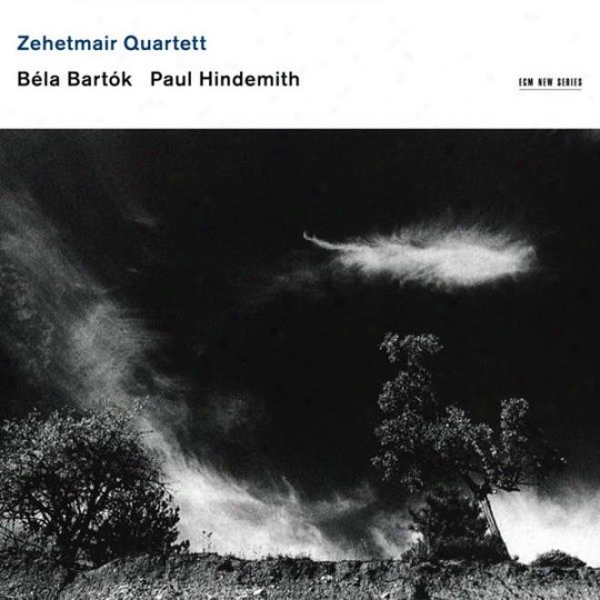 Bã©la Bartã³k: Streichquartett Nr. 5 (1934) & Paul Hindemith: Streichquartett Nr. 4, Op. 22 (1921)