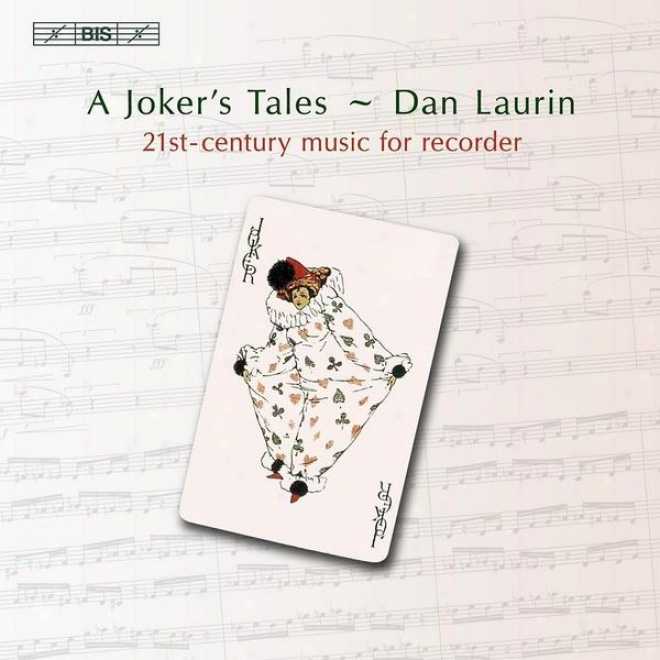 Bortz: Joker's Tales (a) / Karkoff: Recorder Concerto / Osterling: Voix Du Silence (les)