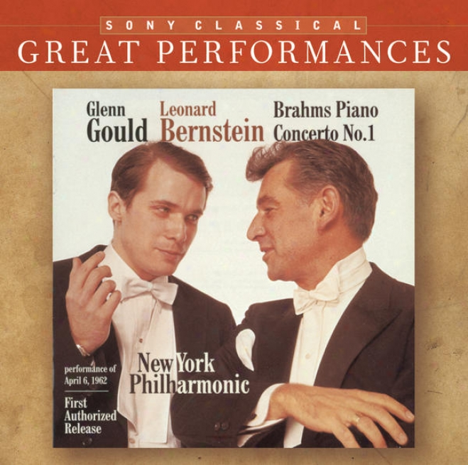 Brahms: Concerto For Piano And Orchestra No. 1 In D Minor, Op. 15 [great Performances]