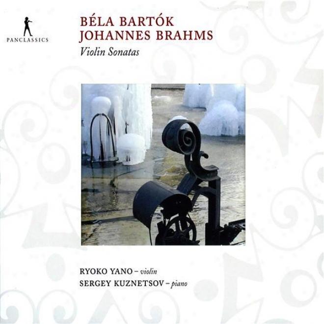 Brahms, J.: Violin Sonata No. 1 / Scherzo, Woo 2 / Bartok, B.: Violin Sonata Not at all. 1