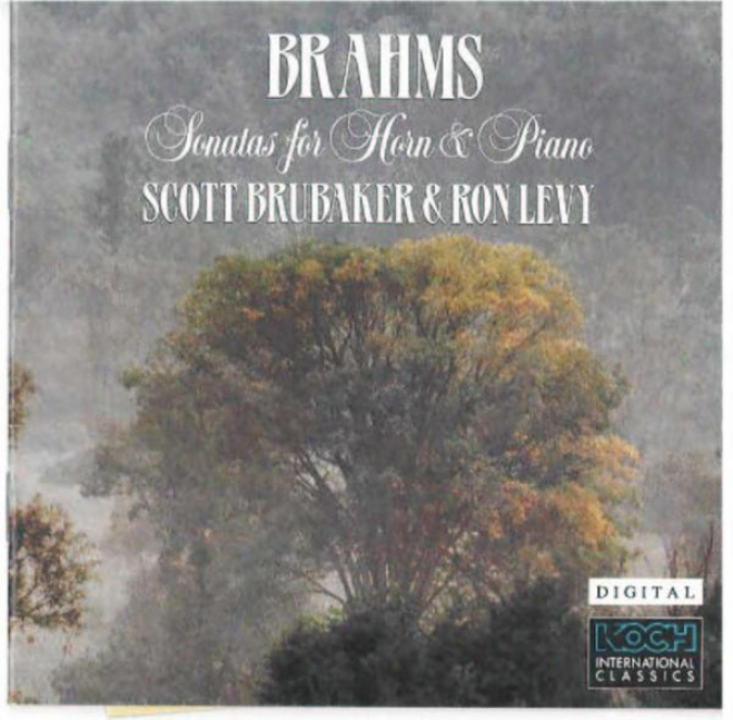 Brahms: Sonata For Horn & Piano In E-flat, Op. 120/2; Sonata For Horn & Piano In E, Op. 38