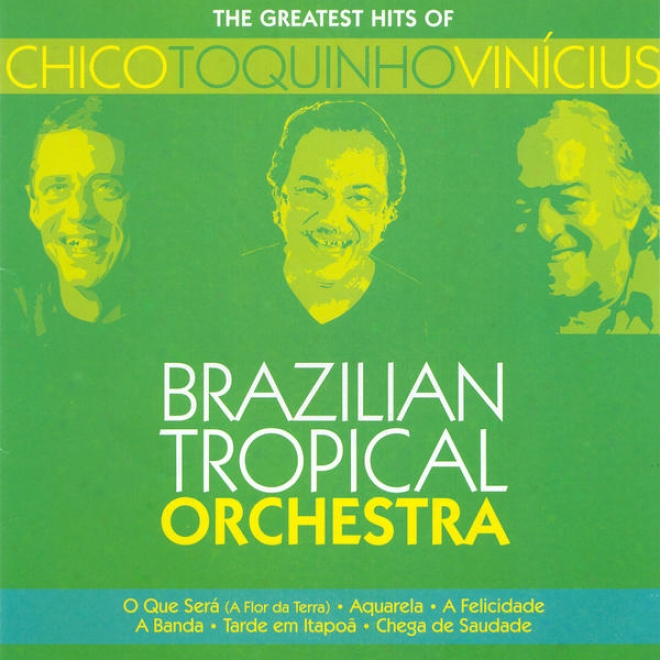 Brazil Brazilian Tropical Orchestra: The Greatest Hits Of Chico Toquinho Vinicius