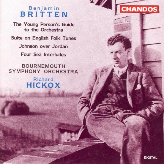 Britten: Youthful Person's Mentor To The Orchestra (the) / Peter Grimes: 4 Sea-interludes
