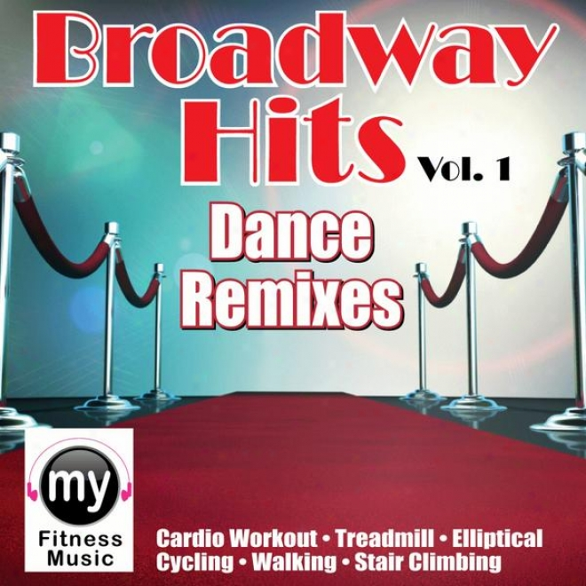 Broaday Hits Vol 1 (non-stop Mix For Treadmill, Stair Climber, Elliptical, Cycling, Walking, Exercise)