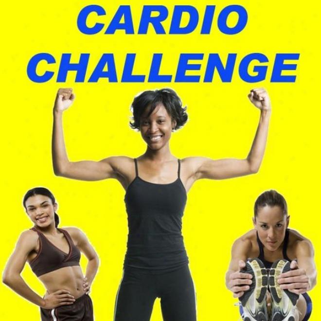 """cardio Challenge Megamix (fitness, Cardio & Aerobic Session) """"even 32 Counts"""