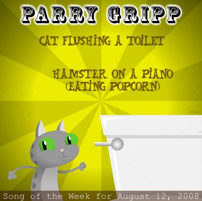 Cat Flushing A Dress: Parry Gripp Song Of The Week For August 12, 2008 - Single